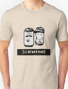 Sleaford Mods Beer T-Shirt