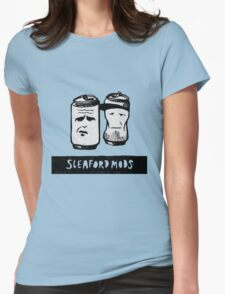 Sleaford Mods Beer Womens Fitted T-Shirt