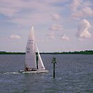 Sailing by MMerritt