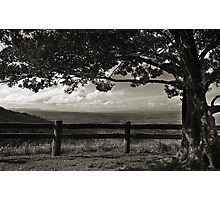 Over the Tablelands Photographic Print