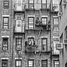 Fire Escape by Lawrence Henderson