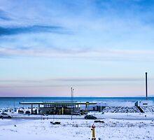 Beautiful Icelandic Sky by R-Walker
