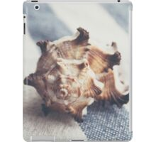 Shell 4 iPad Case/Skin