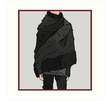 Dystopia - Concept Costume Art Print