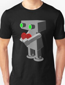 Robots need love too... T-Shirt