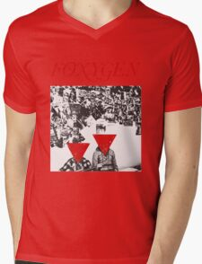 Foxygen  Mens V-Neck T-Shirt