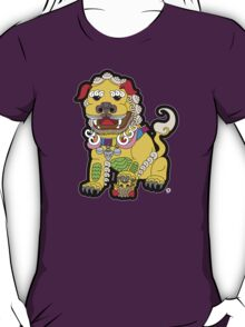 Golden Temple Lion - Female T-Shirt