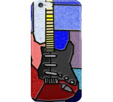 guitar glass 2 iPhone Case/Skin