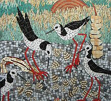 Beach Pickings by mosaica