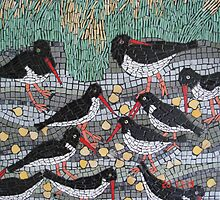 Beach Combers by mosaica