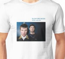 Sleaford Mods Divide and Exit Unisex T-Shirt