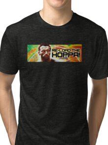 Re-load The Hoppa! Tri-blend T-Shirt