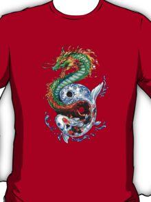 Dragon, Carp T-Shirt