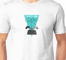 Insert Game Retrogaming Unisex T-Shirt