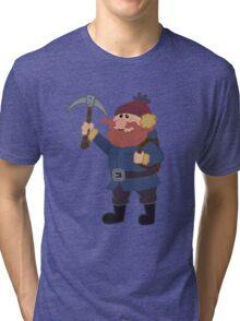 Yukon Cornelius Pattern Tri-blend T-Shirt