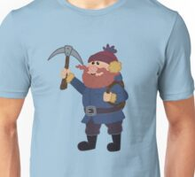 Yukon Cornelius Pattern Unisex T-Shirt