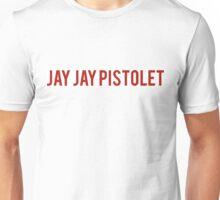 Jay Jay Pistolet Unisex T-Shirt