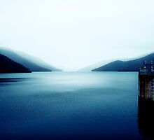 Talbingo Dam by Belinda Fraser