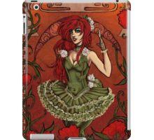 Queen of Poisons iPad Case/Skin
