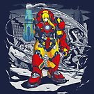 Ridley Buster by coinbox tees