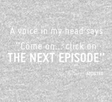 TV Series ADDICTED. One Piece - Short Sleeve