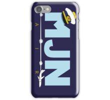 MJN Air  iPhone Case/Skin