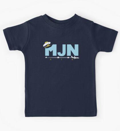 MJN Air  Kids Tee