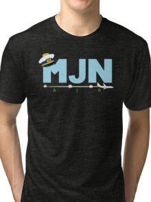 MJN Air  Tri-blend T-Shirt