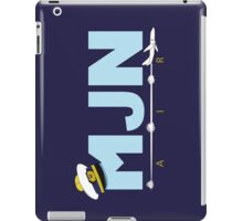 MJN Air  iPad Case/Skin
