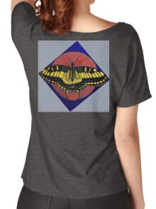 Spiral Butterfly IV Women's Relaxed Fit T-Shirt