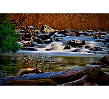 """""""Along the Cumberland River"""" Photographic Print"""