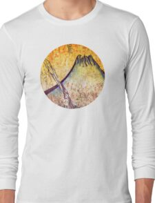 good morning  Mountain Long Sleeve T-Shirt