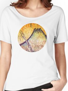 good morning  Mountain Women's Relaxed Fit T-Shirt