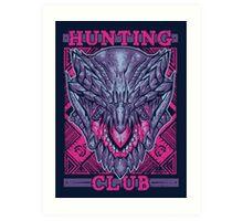 Hunting Club: Gore Magala Art Print