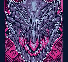 Hunting Club: Gore Magala by MeleeNinja
