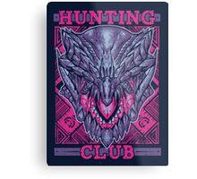 Hunting Club: Gore Magala Metal Print