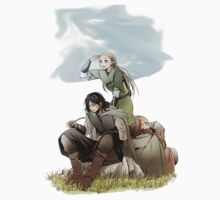 Legolas what do your elf eyes see by pesdav