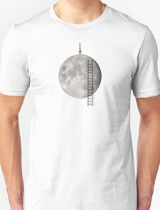 I'll Take You To The Moon Unisex T-Shirt