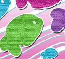 Koi Koi Carp TShirt Sticker