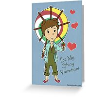 Firefly Kaylee Valentine Greeting Card