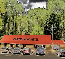 The Kevington Pub by photosbykaren