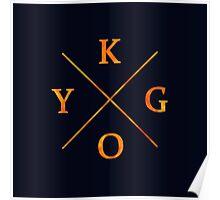 Kygo Firestone ~ Poster