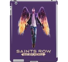 Saints Row: Gat out of Hell iPad Case/Skin