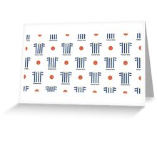 Colchester United Greeting Card