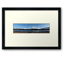 Aviemore Panorama Framed Print