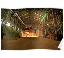 One Room - Plenty of Room - Cockatoo Island - The HDR Series Poster