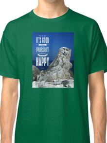 Be Happy! Classic T-Shirt