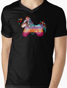 Pony Magic TShirt Mens V-Neck T-Shirt