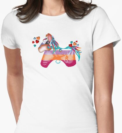 Pony Magic TShirt Womens Fitted T-Shirt
