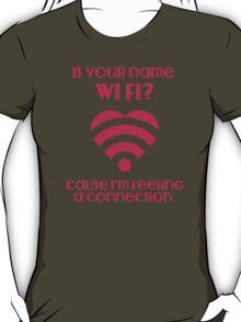 Wi Fi Valentines T-Shirt